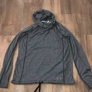 Grey Under Armour Pull Over